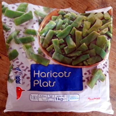 Haricots plats - Product