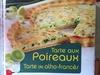 Tarte aux Poireaux - Product
