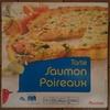 Tarte Saumon Poireaux - Produit