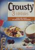 Crousty 3 Céréales - Noix de coco et pépites de chocolat - Produit