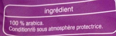 Guatemala - Ingrediënten - fr