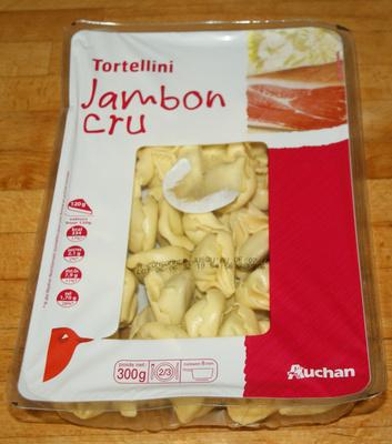 Tortellini Jambon cru - Produit - fr