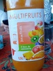 Jus de fruits multifruits - Product