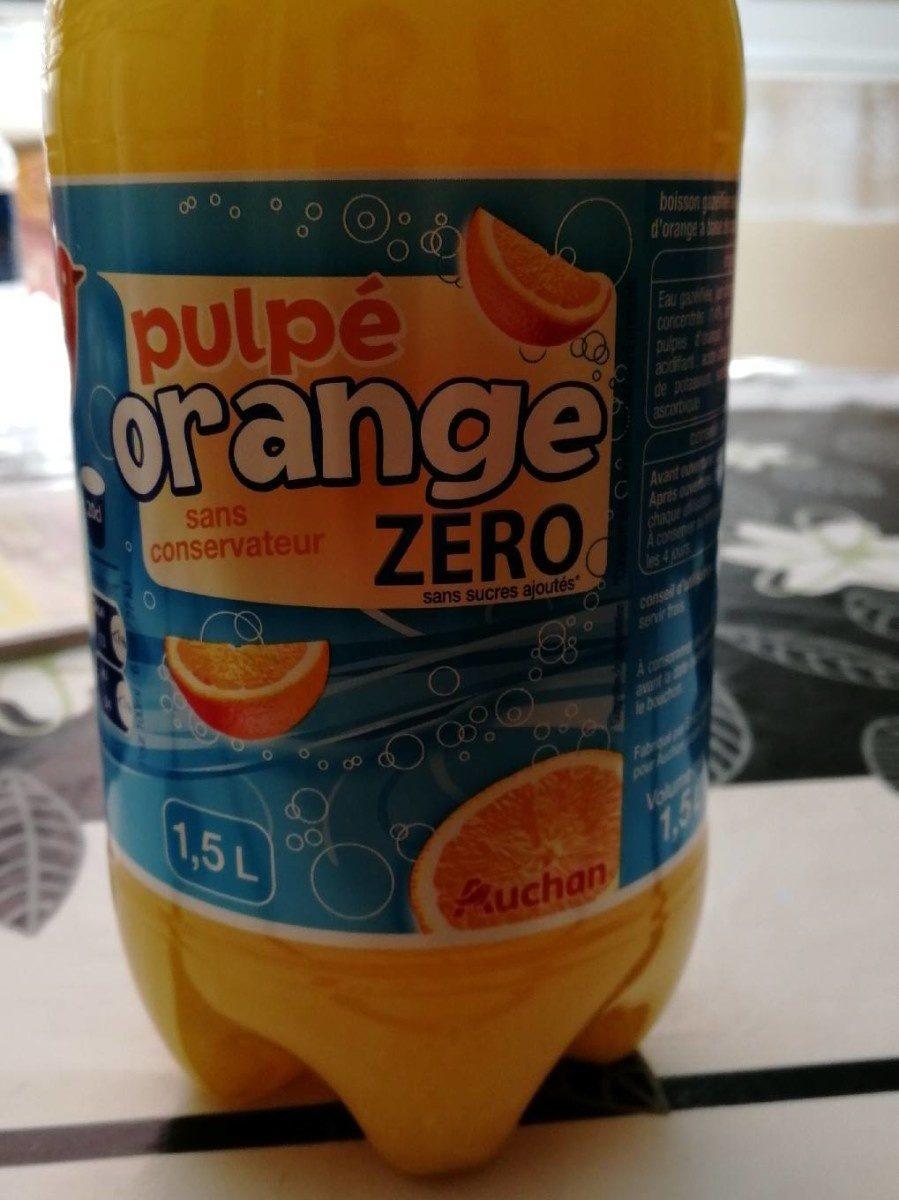 Pulpee a l'orange light - Produit