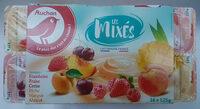 Les mixés - 6 saveur sans morceaux - Produit - fr