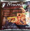 Mmm! Poêlée De Gambas Et Légumes Du Soleil - Produit