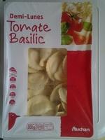 Demi-Lunes Tomate Basilic - Produit - fr