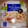 Filet de Merlu Blanc, sauce citronnée et son mélange de riz - Product