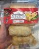 Nems crevettes, colin d'Alaska, crabe sauce nuoc mam (4 nems + 2 sachets de sauce) - Produit