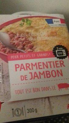 Parmentier de jambon - Produit