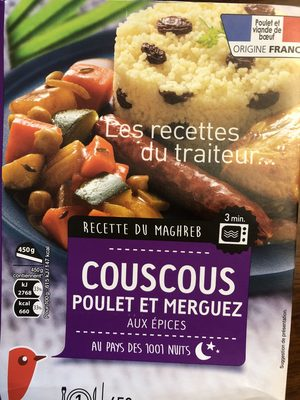 Auchan Couscous - Product