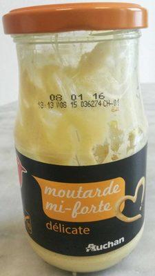 Moutarde mi-forte délicate - Product