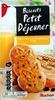 Biscuits Petit Déjeuner Pépites de Chocolat Miel - Product