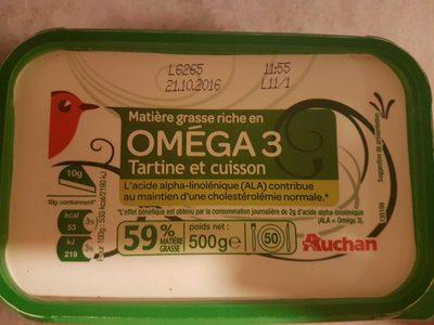 Matiere grasse a tartiner riche en omega 3 doux - Product