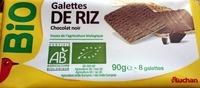 Galettes de Riz Chocolat Noir - Product