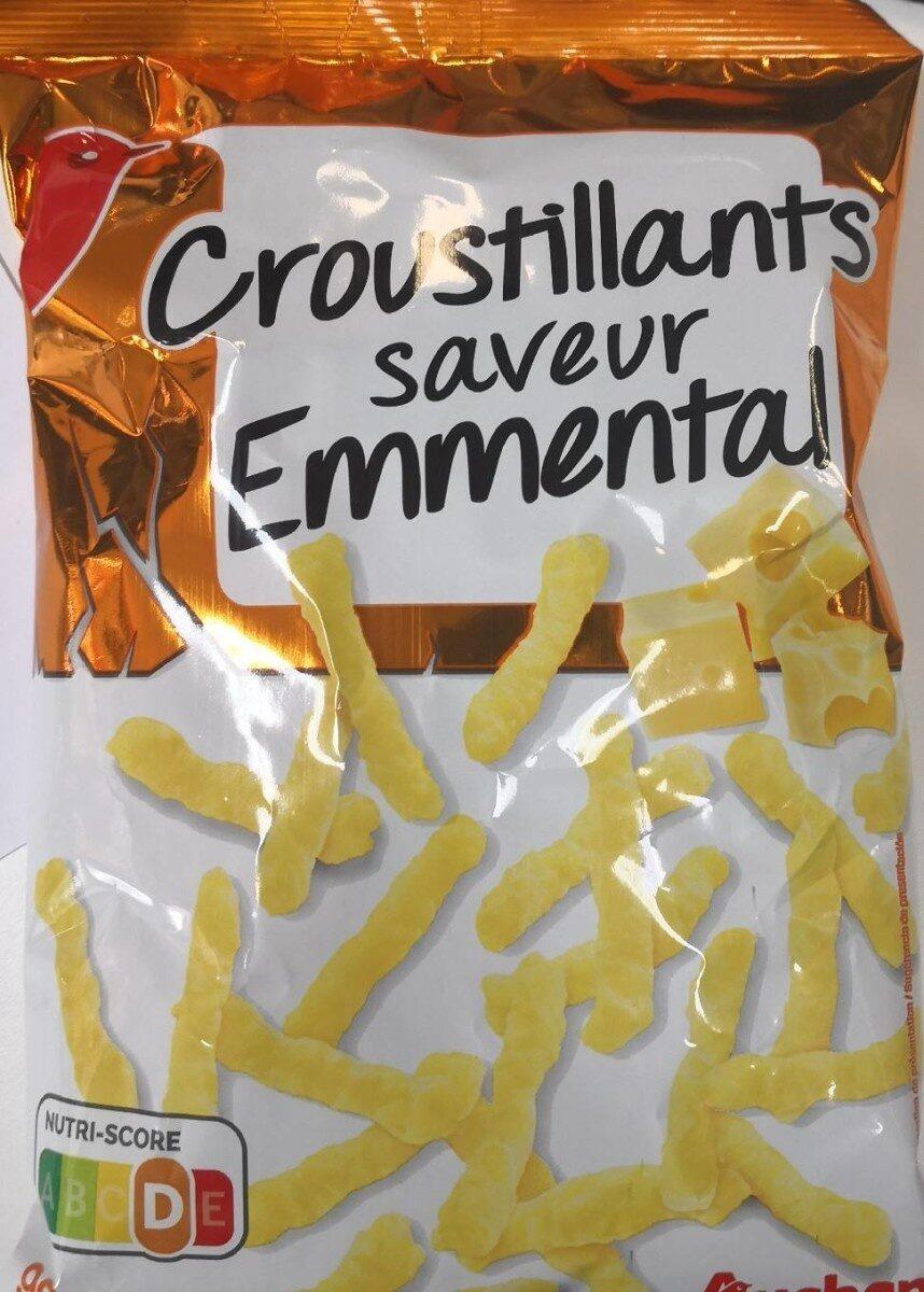 Croustillant goût fromage - Produit - fr