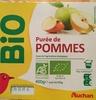 Purée de pommes Bio - Produit