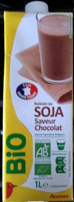 calorie Boisson au soja saveur chocolat