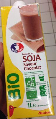 Jus de Soja Goût Chocolat biologique - Product - fr