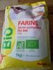 Farine Semi-complète de blé T110 - Product