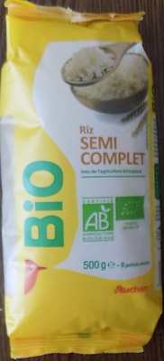 riz semi complet