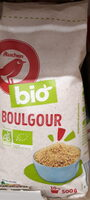 Boulgour - Produit - fr