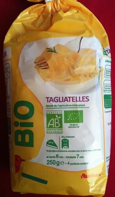 Tagliatelles aux œufs frais Bio - Produit - fr