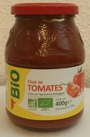 Chair de tomates issues de l'agriculture biologique - Produit