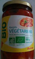 Raviolis végétariens - Product - fr