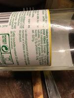 Vinaigre de cidre - Voedigswaarden