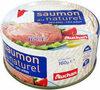 Saumon au naturel Sans peau, sans aretes - Product