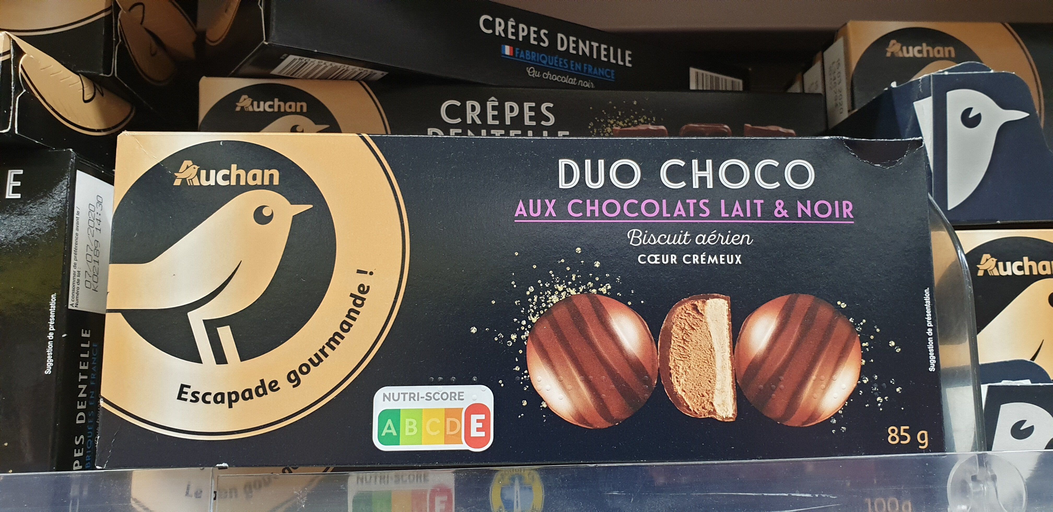 Mmm! Domes Aux 2 Chocolats - Product