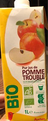 Pur jus de pomme trouble - Product - fr