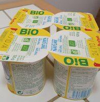 Yaourt nature au lait entier - Product - fr