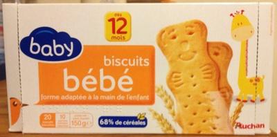 Biscuits bébé - Product - fr