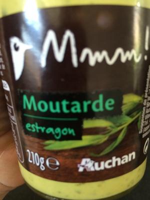 Moutarde estragon - Produit