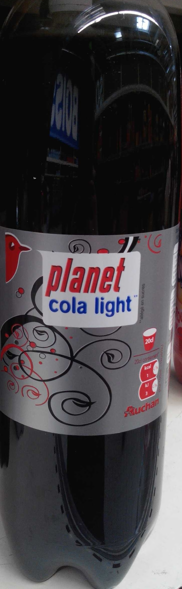 Planet cola light - Product - fr