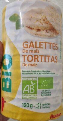 Galette de maïs - Product - fr