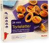 24 mini tartelettes - Produit