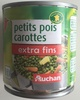 Petits pois carottes extra fins - Product