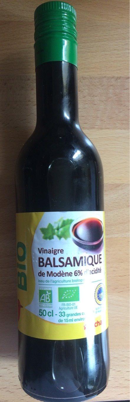Vinaigre Balsamique de Modène 6% d'acidité Bio - Product