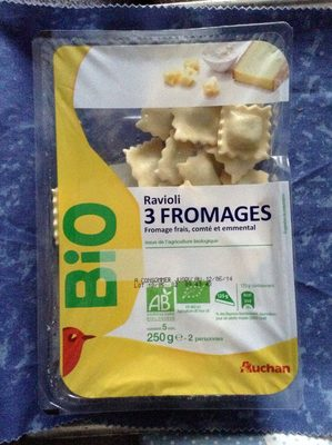 Ravioli 3 fromages - Product