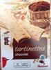 Tartinettes chocolat - Produit