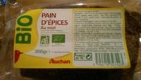 Pain d'Épices au Miel Bio - Product - fr