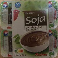 Dessert soja au chocolat - Produit - fr