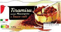 Tiramisu saveur mascarpone - Product - fr