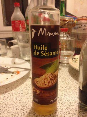 Mmm Huile De Sésame - Product