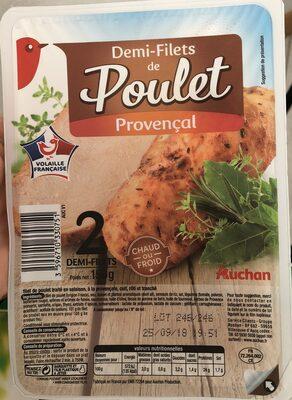 Demi-filets de Poulet à la Provençale - Product - fr