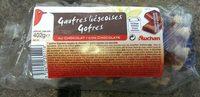 Gaufres Liégeoises Au Chocolat - Produit