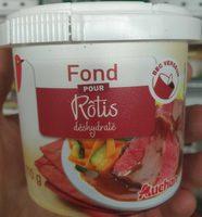 Fond pour rôtis - Product - fr